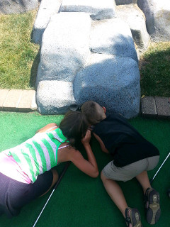 Mini Golf KIds